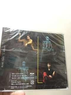 KinKi Kids L album 日版 通常盤