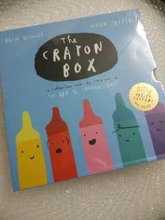 The day the crayons quit box set