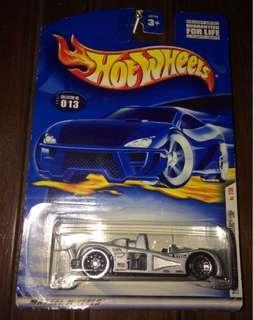 Hot Wheels 2001 First Editions Cadillac LMP
