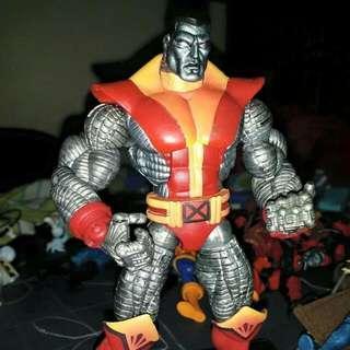 Marvel Legends Toybiz Colossus