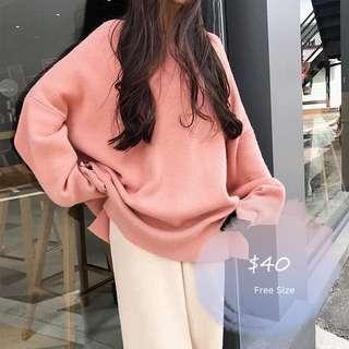 Knit top 毛衫 冷衫