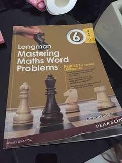 Long man Mastering Maths Word Problems