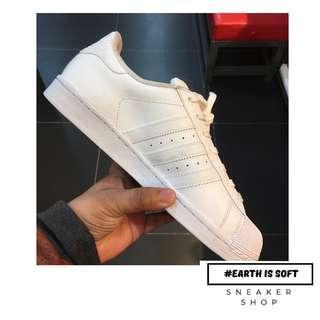 poshup Adidas Superstar Triple White
