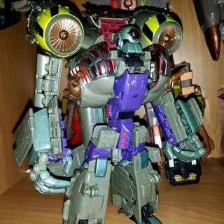 Transformers Reveal The Shield LUGNUT chug