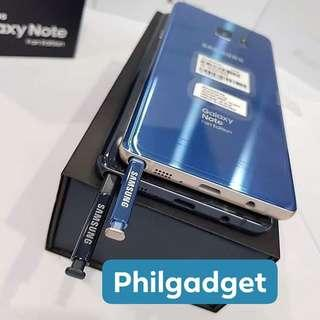 SAMSUNG NOTE FAN EDITION BLUE CORAL
