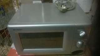Used Sharp Microwave