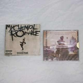 NEW My Chemical Romance CDs