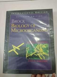 Biology of microorganisms textbook