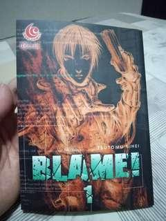Blame 1 level comics