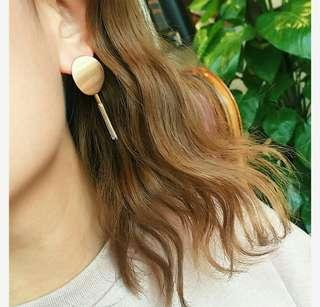 Anting Simple Frosted