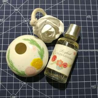 BN Perfect Celebrations Mini Aromatherapy Diffuser Set