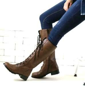 Winter shoes quality leather comfortable women shoes