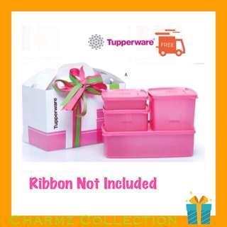 Fridgemate Pink Punch Tuperware