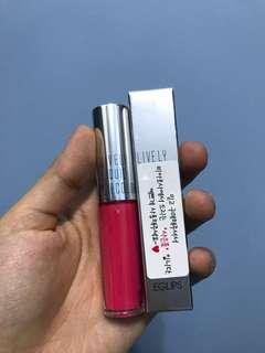 EGLIPS LIVELY LIQUID LIPCOLOR #1 SUGAR CORAL