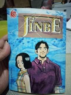 Jinbe level comics