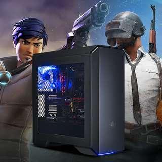 Entry Level Gaming Desktop for Fortnite & PubG & Latest Games