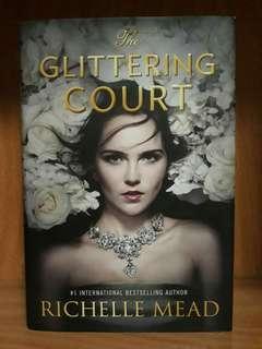 THE GLITTERING COURT (hardback)