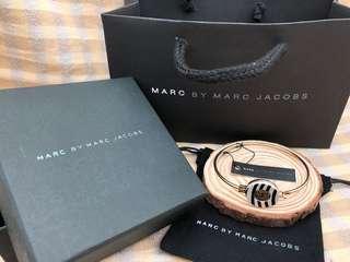 Marc By Marc Jacobs黑白間條手鐲