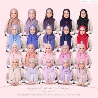 #SBUX50 shawl medina bawal malas