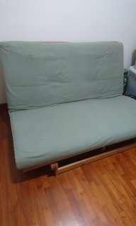 Ikea futon sofa