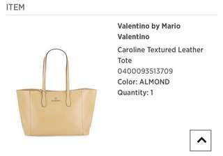 Authentic Valentino by Mario valentino