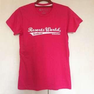 Resorts World Sentosa Singapore T-shirt