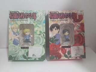 Ouran Highschool Toy Figurines