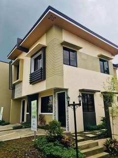 Aliyah 2 Storey Townhomes in Sabella Village, Brgy. Panungyaman, General Trias, Cavite