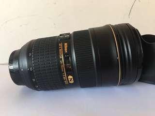 Nikon 鏡王之一 24-70mm f2.8