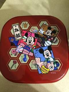 🚚 迪士尼雙層收納盒