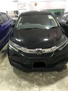 Honda Shuttle For Grab/Normal Rental