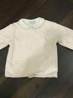 Cardigan chateau de sable ( paris ) for boy and girl.