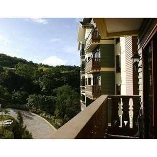 baguio condo best condo investment in baguoi Studio 1bedroom with balcony Few units left