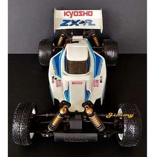 KYOSHO 1/10 Lazer ZX-R Vintage Collection tamiya yokomo