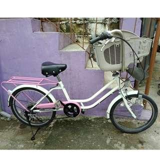 MAMAFRIEND CRUISER BIKE (FREE DELIVERY AND NEGOTIABLE!) not folding bike