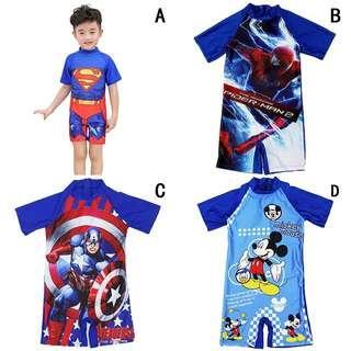Kids Boys Swimwear Swimsuit
