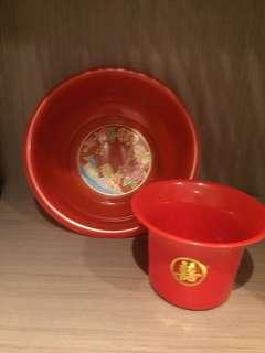 Wedding Tray and Bowl Both for $9.90