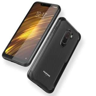 🚚 Full Protective Shockproof Hard Case Xiaomi Pocophone F1