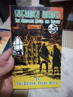 Sherlock holmes the complete novels and stories vol 5