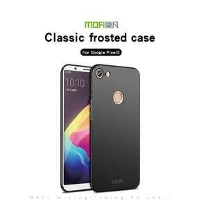 🚚 MOFI Slim Frosted Full Cover PC Hard Case Google Pixel 3