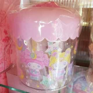 My Melody X Sailormoon Sanrio Container from Japan