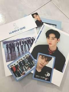 Wanna One To Be One Sky ver
