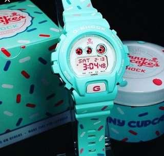 G-shock Johnny Cupcakes Limited Edition