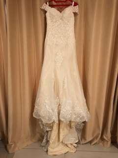Elizabeth Bride Custom Gown