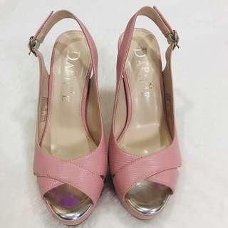 Daphne Pink Heels #sbux50