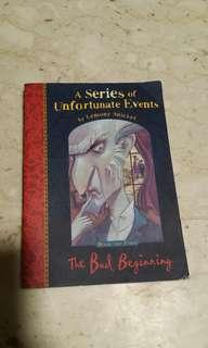 A series of unfortunate story - A Bad Beginning