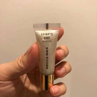 Mecca Max Shimmer Shot Lip Glitter