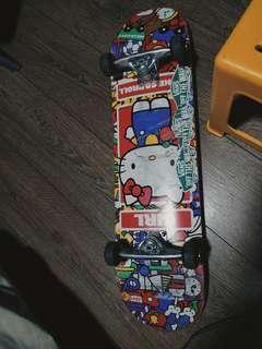Skateboard滑板 8five2 原價1200
