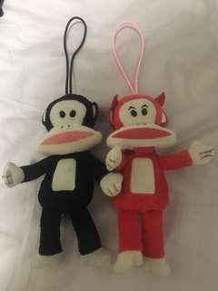 馬騮公仔 monkey toy
