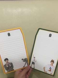 bts 5th gen army kit letter